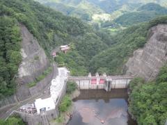 ダム側170714