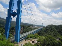 吊り橋渡った方から170714
