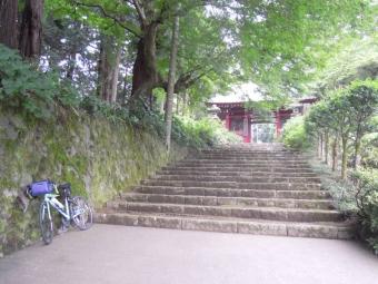 最乗寺登り口170727