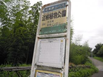 辻村植物公園入口170727