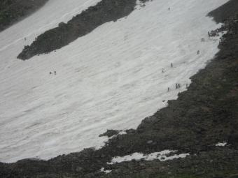 夏スキー170805