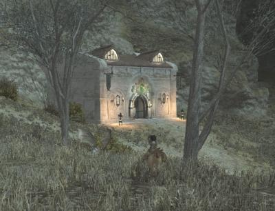 初心者の館