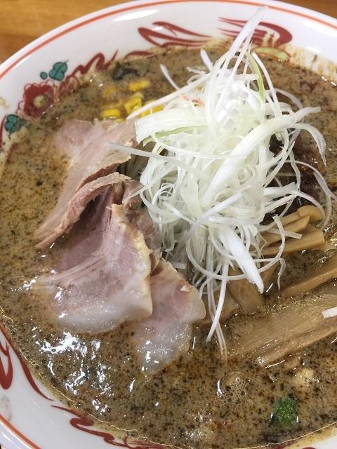 元祖担々麺の店 福の家 北店 ミックスみそ坦々麺