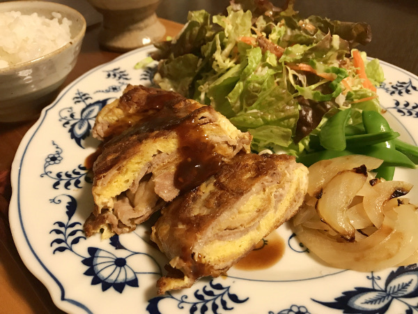 May12_豚肉のミルフィーユピカタ