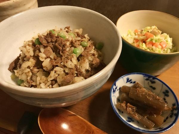 May18_牛肉炒飯