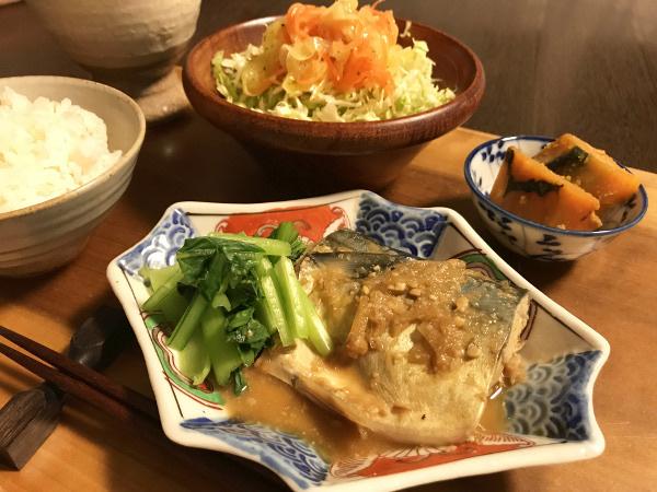 May22_鯖の生姜味噌煮
