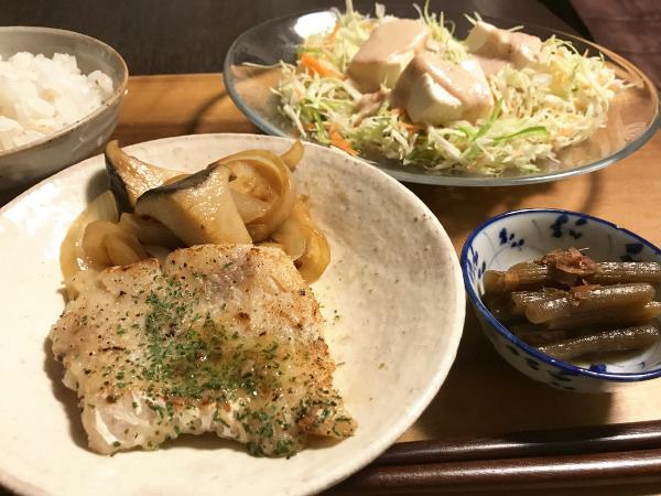 Jun14_ヒラメのソテー