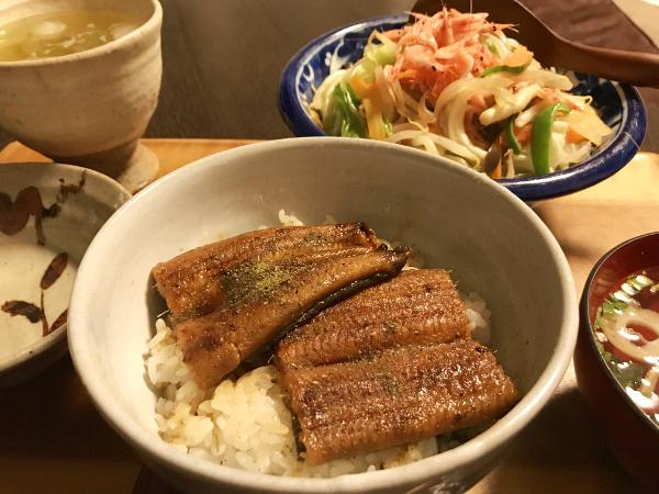 Jly03_うな丼