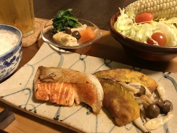 Jly21_焼き鮭