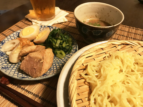 Jly29_つけ麺