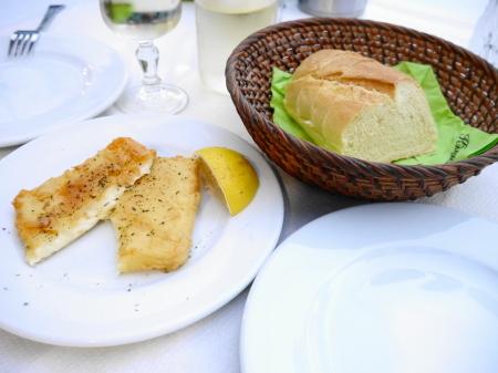 チーズサガナキ