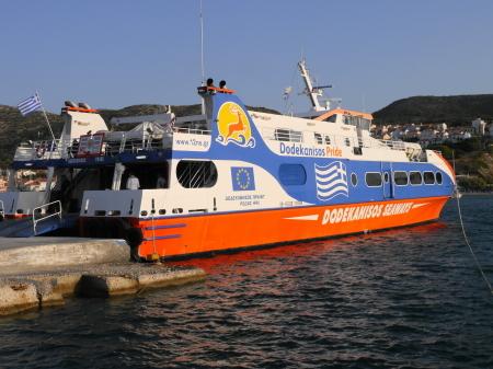 カタマラン船