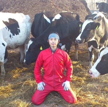 30歳の牛みどり