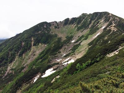 1707 仙丈ケ岳 01