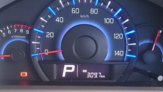 660 Tの燃費8-2
