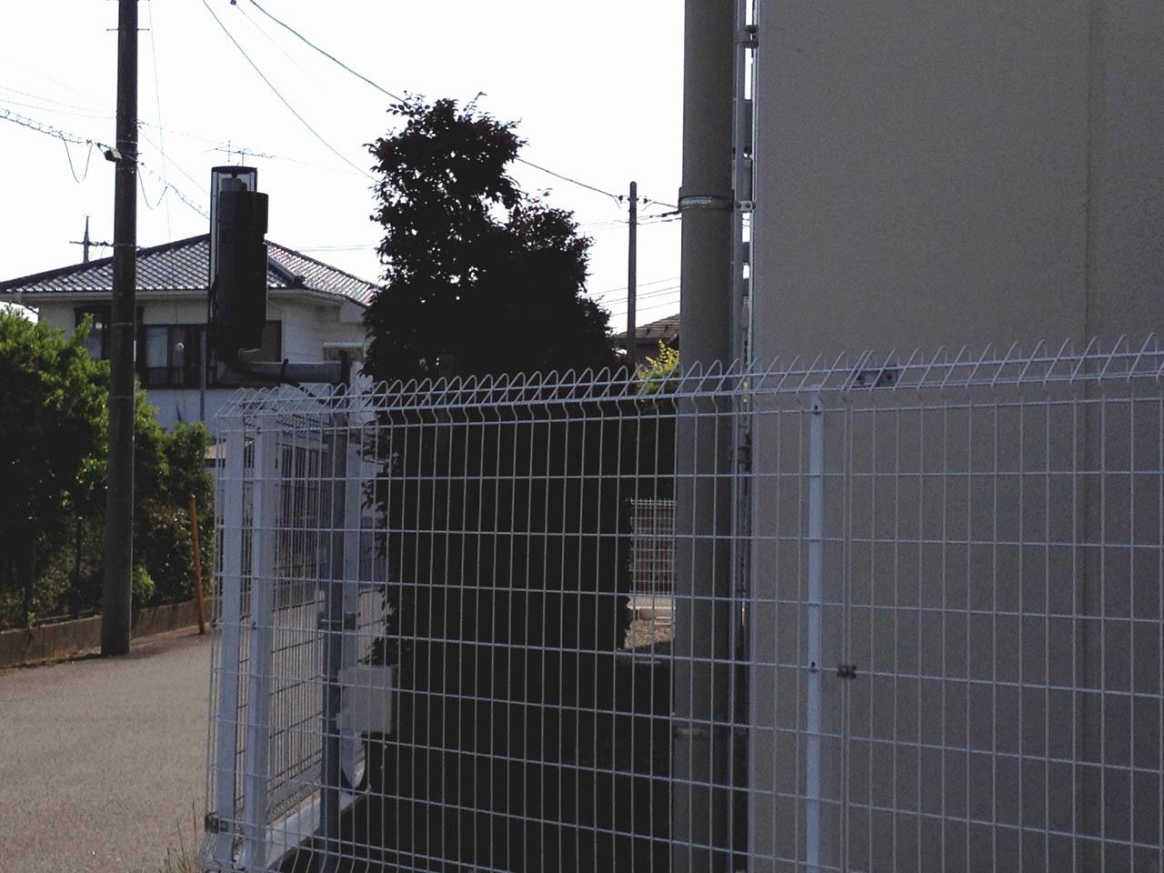 東上総児童相談所脱走防止センサー
