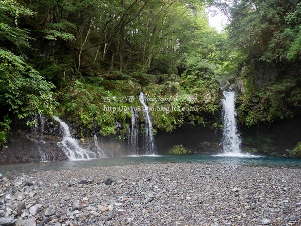 陣馬の滝 A