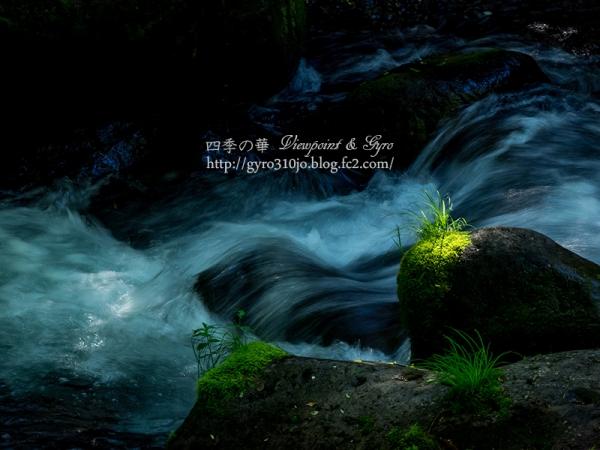 吐竜の滝 A