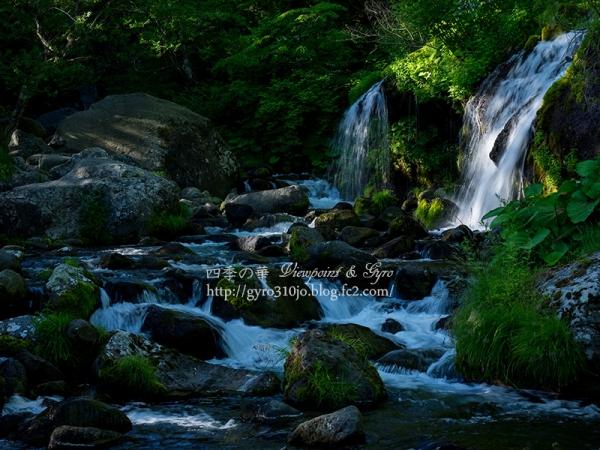 吐竜の滝 I