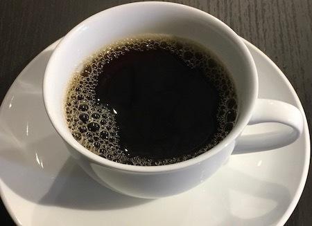 イオンモール神戸南のイオンラウンジ 自分用のコーヒー