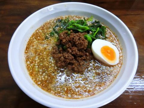福岡 西区 拾六町 担々麺 ラーメン