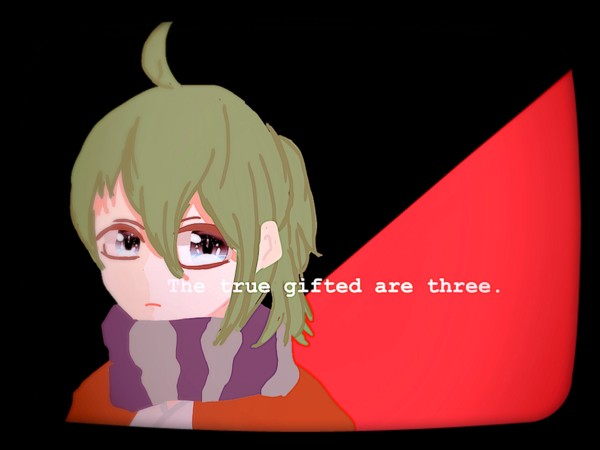 The true gifted are three