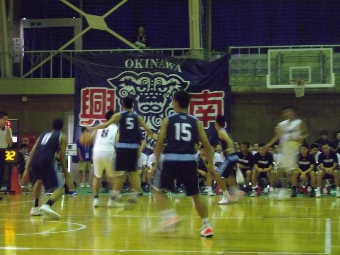 興南高校バスケット