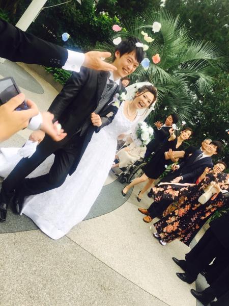 結婚式0001