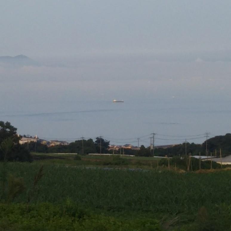 Seemless sky and sea 20170905