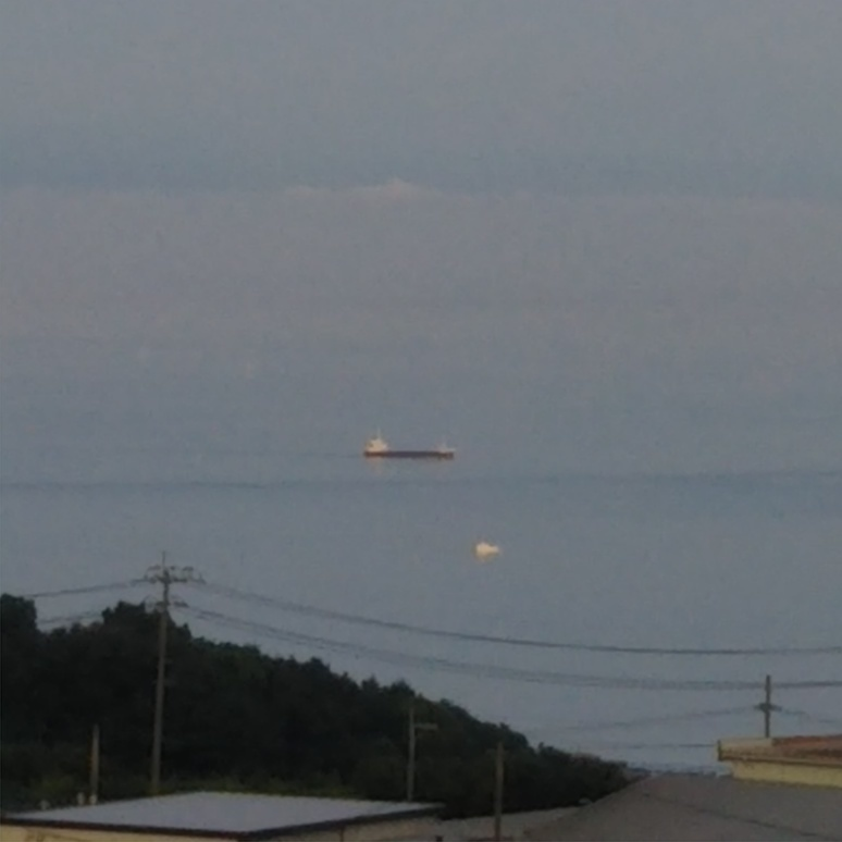 Seemless sky and sea 20170905-2