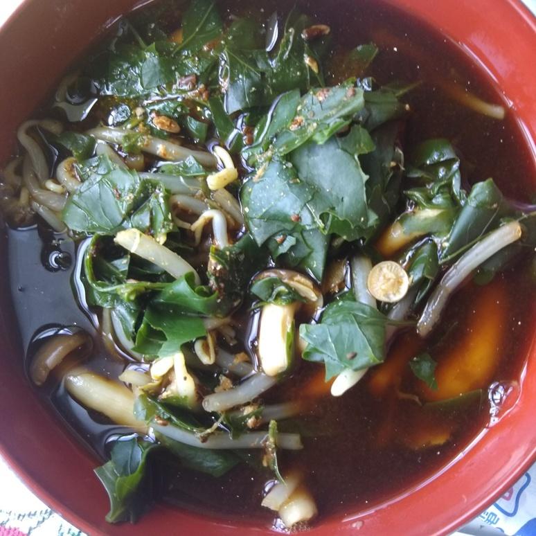 Miso soup 20170716