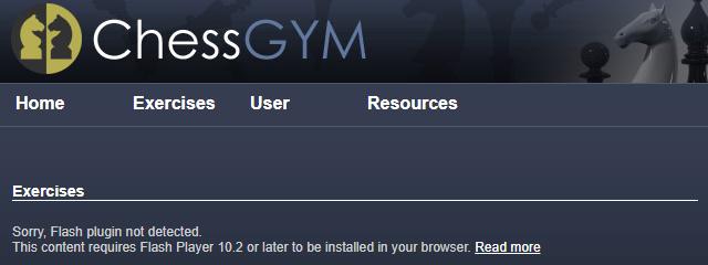 Chromeではダメ