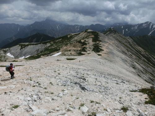 八ヶ岳横断道