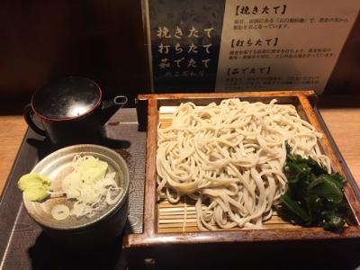 170526さ竹恵比寿店もりそば330円
