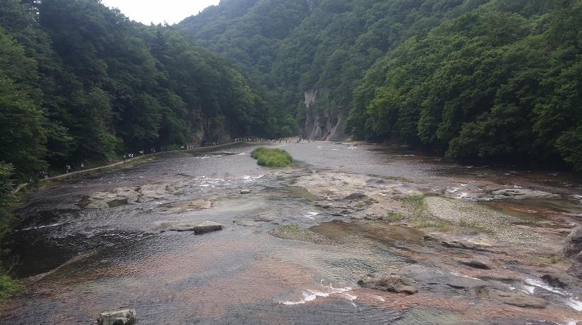 吹割の滝20