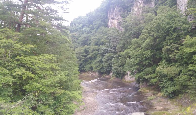 吹割の滝23