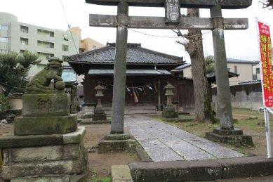 平潟神社(水神宮)