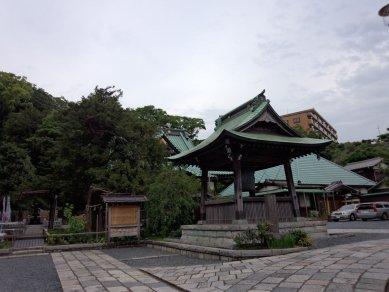 上行寺・榧の木