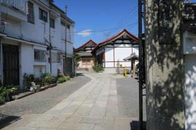慶雲寺・山門