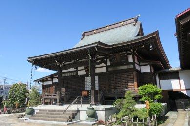 慶雲寺・本堂
