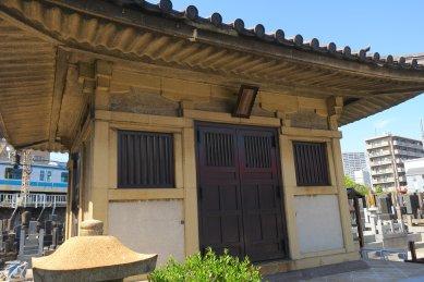 慶雲寺・浦島観世音堂