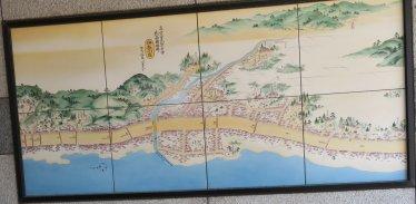 武州橘樹郡・神奈川宿