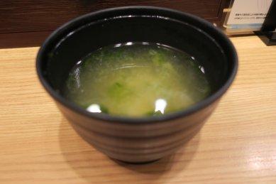 みそ汁(アオサ)