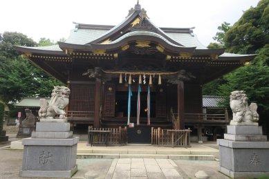 赤羽八幡社