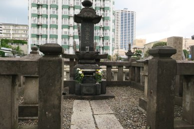 永瀬家の墓
