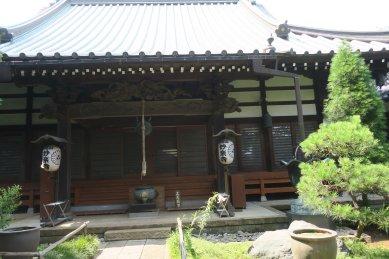 妙楽寺・本堂