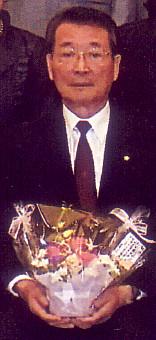 25周年松岡先生