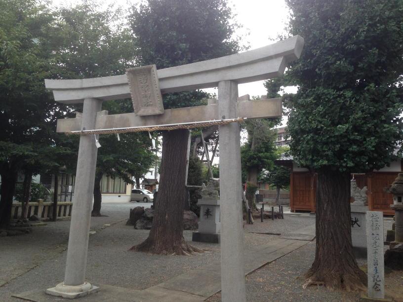 若宮神社三島市 (2)(1)