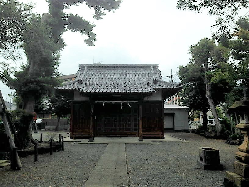 若宮神社三島市 (4)(1)