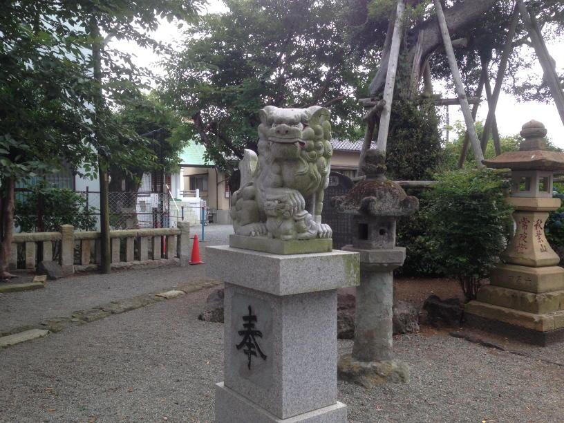 若宮神社三島市 (6)(1)